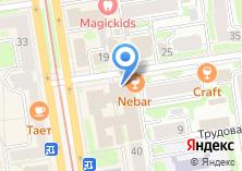 Компания «OVERKILL. KEDshop» на карте