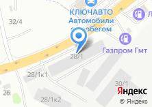 Компания «Снс Новосибирск» на карте