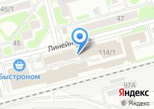 Компания «TSUKANOVA» на карте