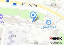 Компания «Альсиб» на карте