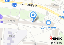 Компания «КЛИНИНГОВАЯ КОМПАНИЯ АСЫ ЧИСТОТЫ» на карте
