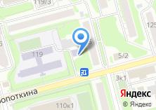 Компания «Детская школа искусств №17» на карте