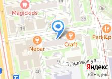 Компания «Лесоруб» на карте
