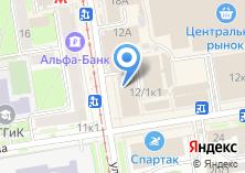 Компания «CHIP» на карте
