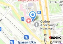 Компания «Новосибхлеб» на карте