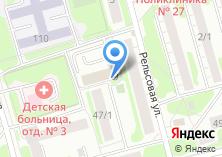 Компания «ЛИТЕРА-А» на карте