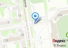 Компания «Автостоянка на ул. Мичурина» на карте