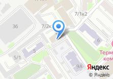 Компания «СКДМ-Сервис официальный дилер ЧЕТРА» на карте