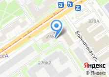 Компания «Конфи-М» на карте