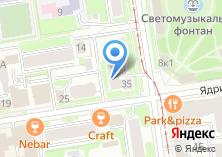 Компания «Сервис Лайк» на карте