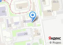 Компания «Общежитие СГГА» на карте