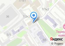 Компания «Горизонт событий» на карте