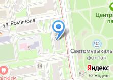 Компания «Урбан» на карте