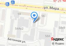 Компания «Экономическое Содружество Сибири» на карте