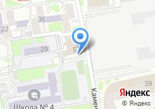 Компания «СМСОАУ» на карте