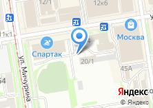 Компания «Автостоянка на ул. Крылова» на карте