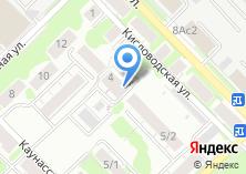 Компания «Проектно-конструкторское бюро Квона Д.З.» на карте