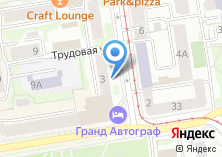 Компания «ГРАФ» на карте