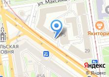 Компания «МФК Займер» на карте