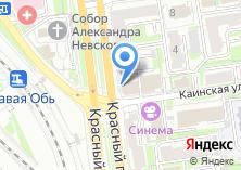 Компания «Кератон-Сибирь» на карте