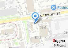 Компания «Росоптпродторг» на карте