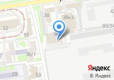 Компания «Норд-Косметик» на карте