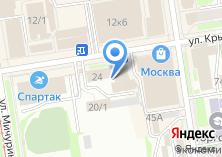 Компания «Неолит» на карте