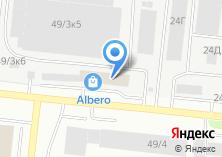 Компания «Подряд» на карте