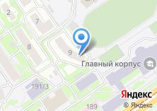 Компания «СибЭСК» на карте
