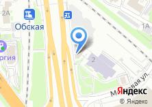 Компания «БИЛЕТСЕРВИС» на карте