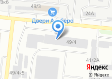 Компания «СибПГП» на карте