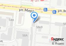 Компания «Эльф торговая компания» на карте