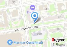 Компания «Диво» на карте