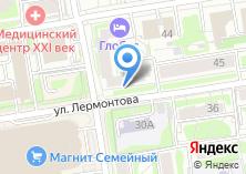 Компания «Автотерминал» на карте
