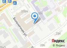 Компания «АБФ» на карте