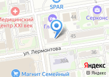 Компания «Лидер Моторс» на карте