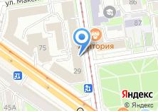 Компания «МРС» на карте