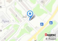 Компания «Автостоянка на ул. Лебедевского» на карте