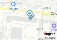 Компания «Пассажирское автотранспортное предприятие № 8» на карте