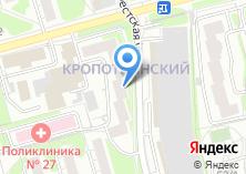 Компания «Кропоткина 116» на карте