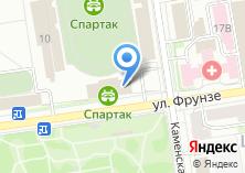 Компания «Новосибирский центр киокушинкай каратэ» на карте