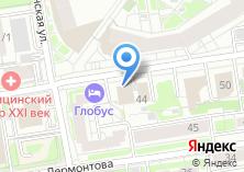 Компания «Всероссийская организация интеллектуальной собственности» на карте