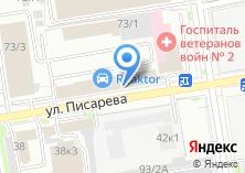 Компания «ЮНИС-ТЕКС» на карте