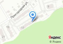 Компания «Азимут Новосибирск» на карте