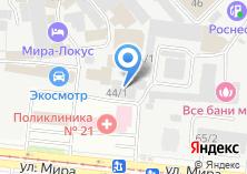Компания «Сибстроймастер» на карте