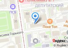 Компания «Адвокат Гвоздик Ж.Н.» на карте