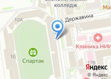 Компания «Икс-Бро» на карте
