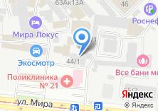 Компания «ПромЭлСнаб» на карте