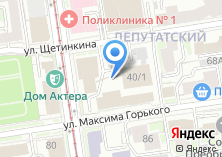 Компания «ГУ МВД РФ по Сибирскому федеральному кругу» на карте