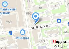 Компания «Пекач» на карте